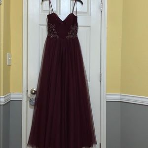 Prom dress size 5, never used